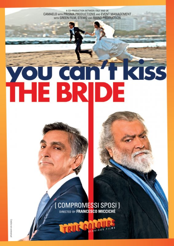 dont kiss the bride movie