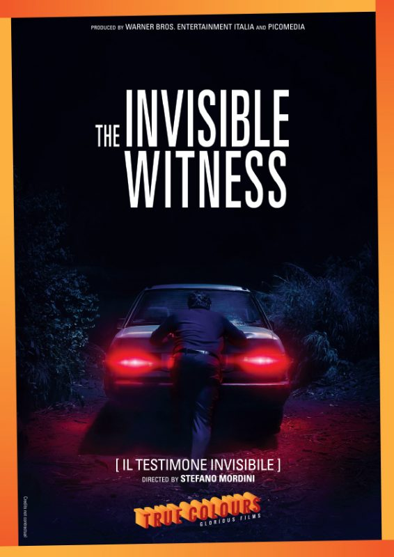 The Invisible Witness - True Colours